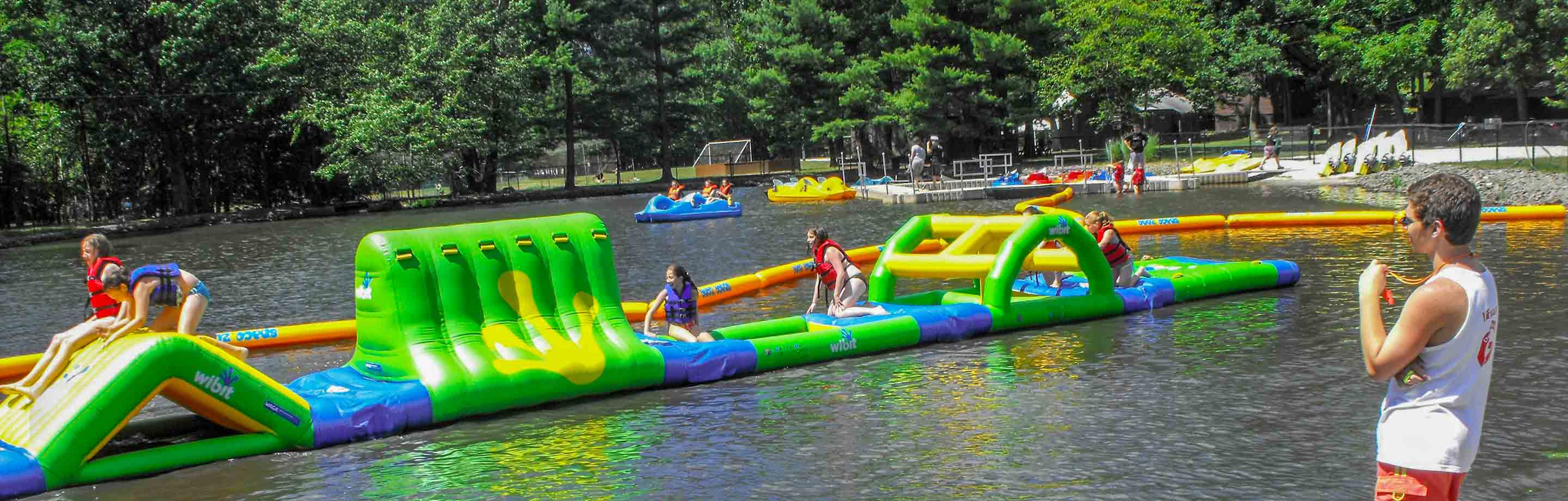 Explore deer mountain deer mountain day camp for Deer lake swimming pool schedule