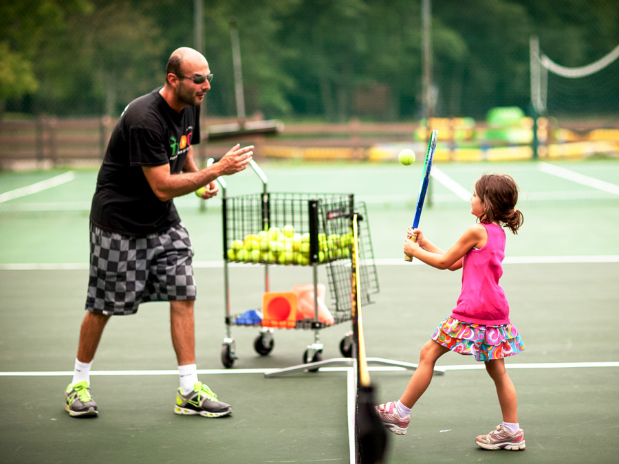 teaching-tennis